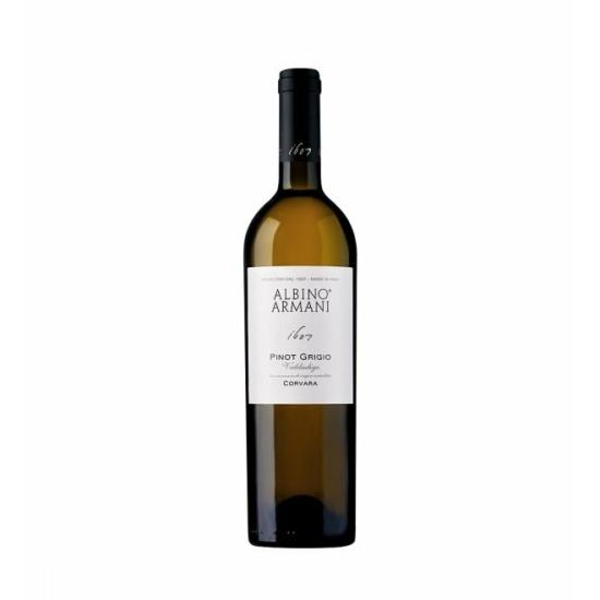 """Albino Armani: """"Corvara"""" Pinot Grigio 2018 fehérbor (Friuli, Olaszország)"""