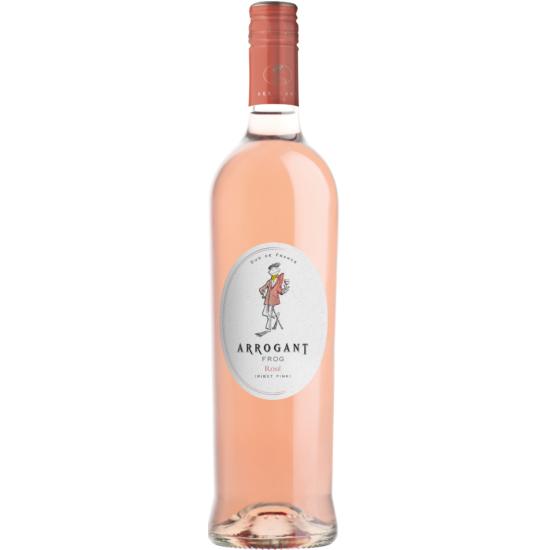 Arrogant Frog: Ribet Pink Syrah Rosé 2019 rosébor (Languedoc, Franciaország)