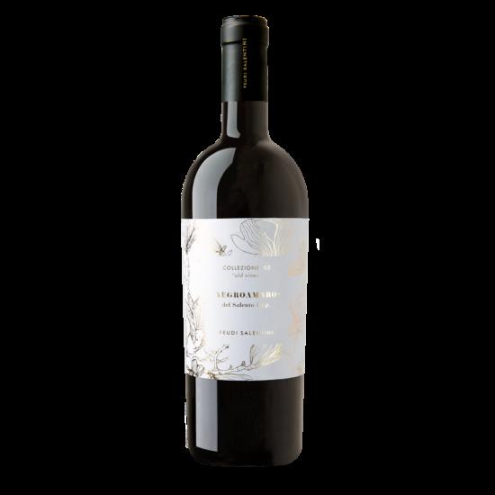 Feudi Salentini - Negroamaro del Salento Collezione '53 vörösbor (Puglia, Olaszország)