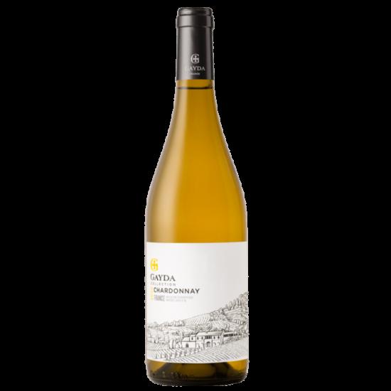 Domaine Gayda: Chardonnay 2020 fehérbor (Languedoc, Franciaország)