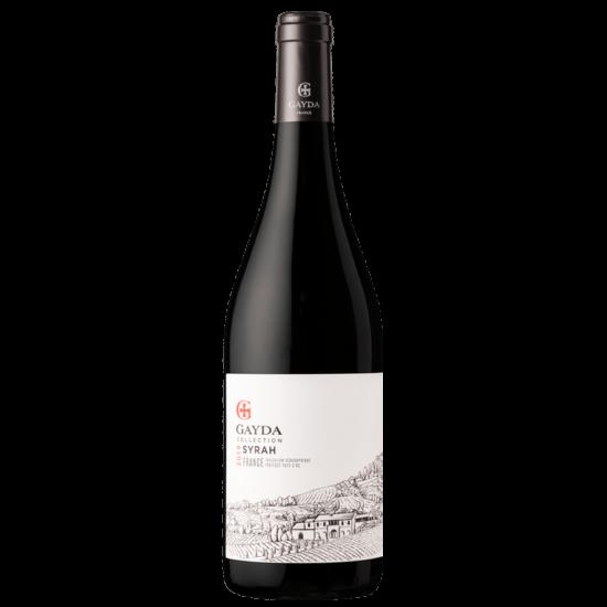 Domaine Gayda: Syrah 2019 vörösbor (Languedoc, Franciaország)