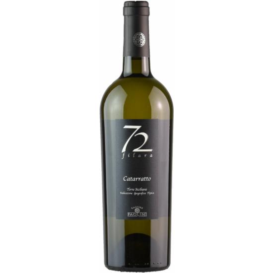 """Paolini: """"72"""" Catarratto 2018 fehérbor (Szicília, Olaszország)"""