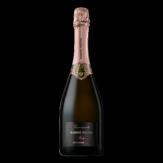Barone Pizzini: Rosé Franciacorta pezsgő (Lombardia, Olaszország)