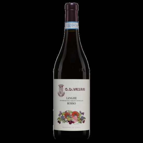 Vajra - Langhe Rosso vörösbor 2018 (Piemont, Olaszország)