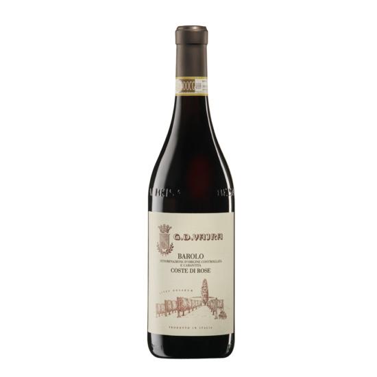 "Vajra - Barolo ""Coste Di Rose"" 2015 vörösbor (Piemont, Olaszország)"