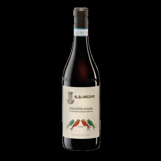 Vajra - Dolcetto D'Alba 2018 vörösbor (Piemont, Olaszország)