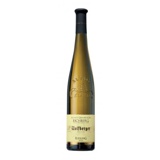 Wolfberger: Riesling Grand Cru Eichberg 2018 (rajnai rizling) fehérbor (Elzász, Fanciaország)