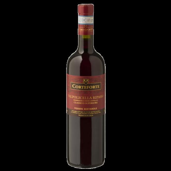 Corteforte: Valpolicella Ripasso 2017 vörösbor (Veneto, Olaszország)