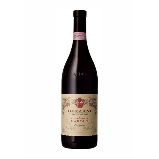 """Dezzani: Barolo """"San Carlo"""" 2014 vörösbor (Piemont, Olaszország)"""