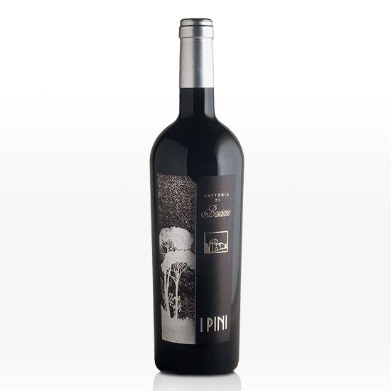 """Renzo Masi: """"I Pini"""" Toscana IGT vörösbor (Toszkána, Olaszország)"""
